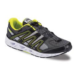 Jump OUTLET - Jump 15370 Gri - Siyah - Neon Yeşil Erkek Spor Ayakkabı