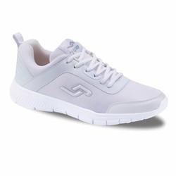 Jump - Jump 17781 Beyaz - Gümüş Erkek Spor Ayakkabı