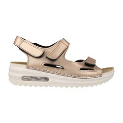 Jump OUTLET - Jump 17965 Altın Kadın Sandalet