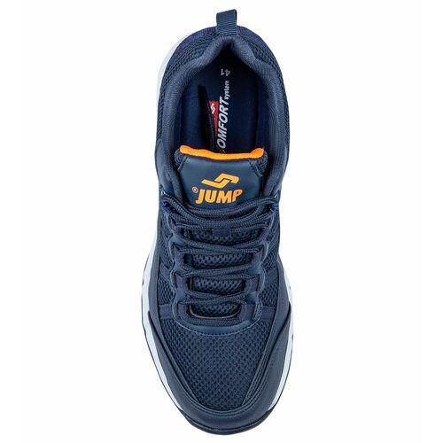 Jump 21088 Lacivert - Turuncu Erkek Outdoor Spor Ayakkabı