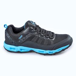 Jump 21088 Siyah - Mavi Erkek Outdoor Spor Ayakkabı - Thumbnail