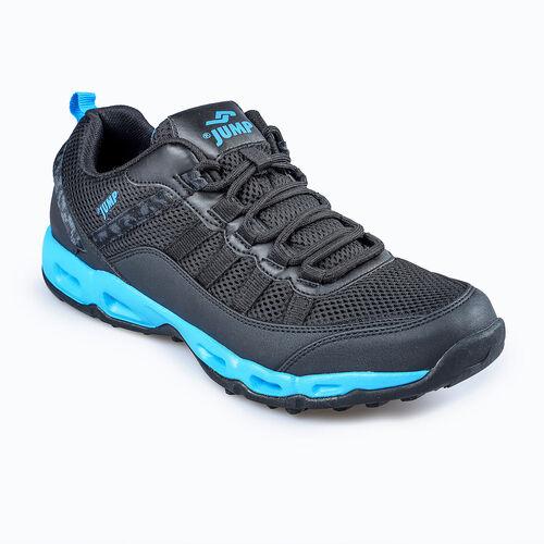 Jump 21088 Siyah - Mavi Erkek Outdoor Spor Ayakkabı