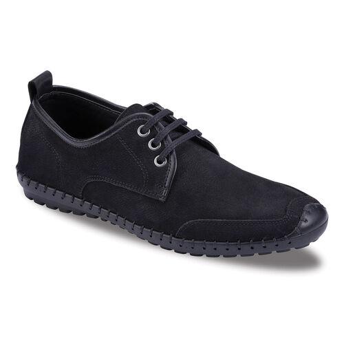 Jump 21820 Siyah Erkek Deri Ayakkabı