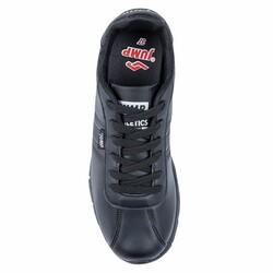 Jump 22211 Siyah Cilt Kadın Spor Ayakkabı - Thumbnail
