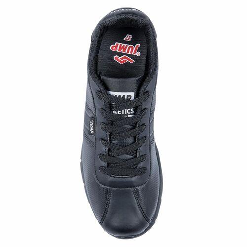 Jump 22211 Siyah Cilt Kadın Spor Ayakkabı