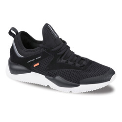Jump - Jump 24094 Siyah Erkek Spor Ayakkabı