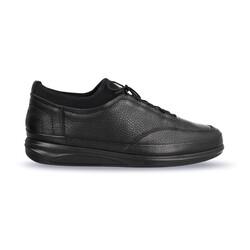 Jump OUTLET - Jump 24240 Siyah Erkek Deri Ayakkabı