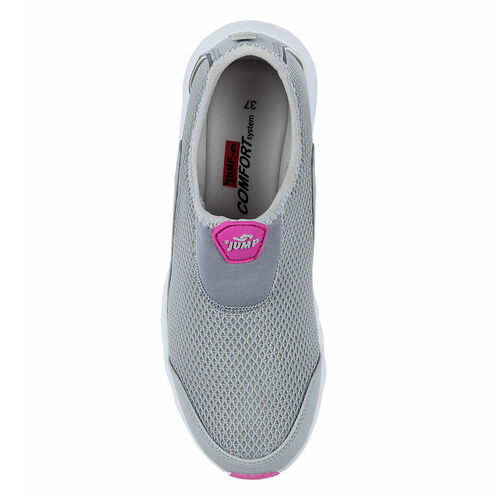 Jump 24707 Gri Kadın Spor Ayakkabı