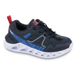 Jump - Jump 24742 Lacivert - Beyaz - Royal Mavi Erkek Çocuk Spor Ayakkabı