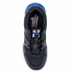 Jump 24742 Siyah - Beyaz - Kırmızı Erkek Çocuk Spor Ayakkabı - Thumbnail