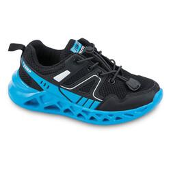 Jump - Jump 24742 Siyah - Mavi Erkek Çocuk Spor Ayakkabı