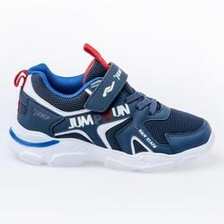 Jump - Jump 24747 Lacivert - Royal Mavi Erkek Çocuk Spor Ayakkabı