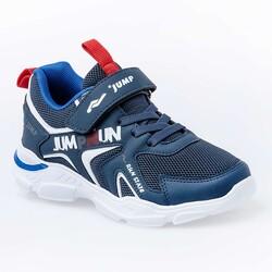 Jump - Jump 24747 Lacivert - Royal Mavi Erkek Çocuk Spor Ayakkabı (1)