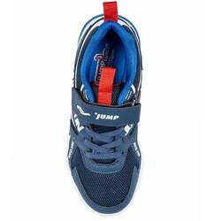 Jump 24747 Lacivert - Royal Mavi Erkek Çocuk Spor Ayakkabı - Thumbnail