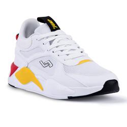 Jump - Jump 24770 Beyaz - Kırmızı Erkek Spor Ayakkabı (1)