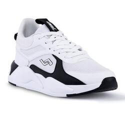 Jump - Jump 24770 Beyaz - Siyah Erkek Spor Ayakkabı (1)