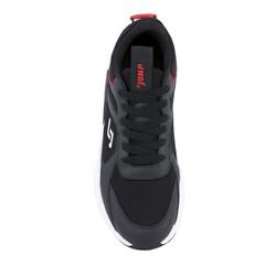 Jump 24770 Siyah - Kırmızı Erkek Spor Ayakkabı - Thumbnail