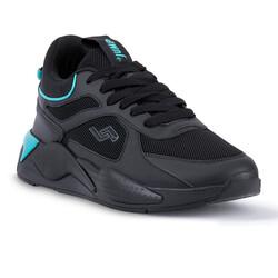Jump - Jump 24770 Siyah - Mavi Erkek Spor Ayakkabı (1)