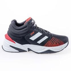 Jump - Jump 24774 Siyah - Beyaz - Kırmızı Erkek Spor Ayakkabı