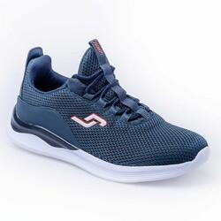 Jump - Jump 24784 Lacivert - Kırmızı Erkek Spor Ayakkabı (1)