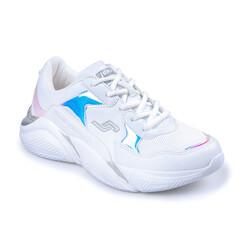 Jump - Jump 24800 Beyaz Kadın Spor Ayakkabı (1)
