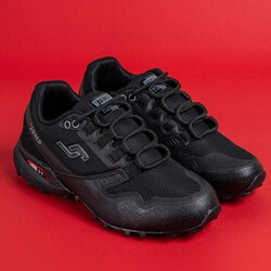 Jump 24810 Siyah Erkek Outdoor Spor Ayakkabı - Thumbnail