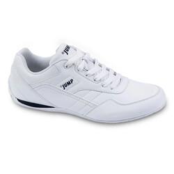 Jump - Jump 24847 Beyaz - Lacivert Erkek Spor Ayakkabı