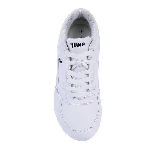 Jump 24847 Beyaz - Lacivert Erkek Spor Ayakkabı