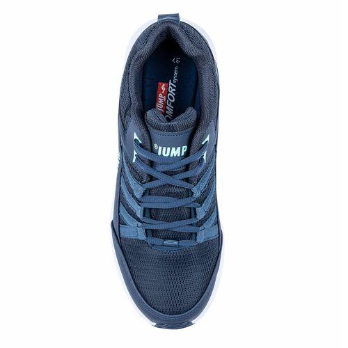 Jump 24866 Lacivert - Mint Yeşil Kadın Spor Ayakkabı