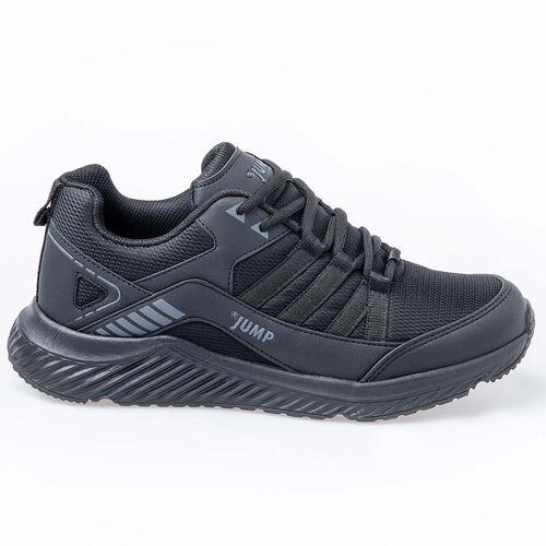 Jump 24866 Siyah Kadın Spor Ayakkabı
