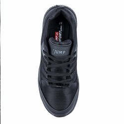 Jump 24866 Siyah Kadın Spor Ayakkabı - Thumbnail