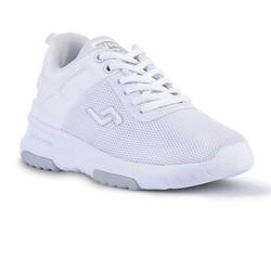Jump - Jump 24879 Beyaz - Gümüş Kadın Spor Ayakkabı (1)