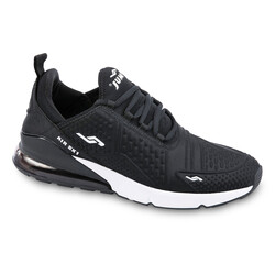 Jump - Jump 24883 Siyah - Beyaz Erkek Spor Ayakkabı