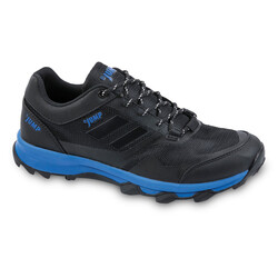 Jump - Jump 24904 Siyah - Royal Mavi Erkek Outdoor Spor Ayakkabı