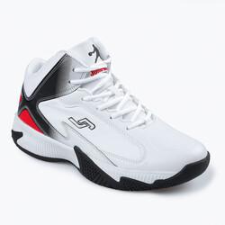 Jump - Jump 25528 Beyaz - Siyah - Kırmızı Erkek Spor Ayakkabı (1)
