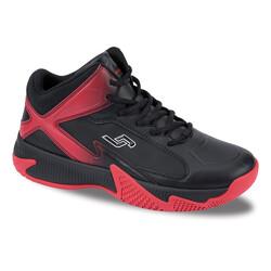 Jump - Jump 25528 Siyah - Kırmızı Erkek Spor Ayakkabı