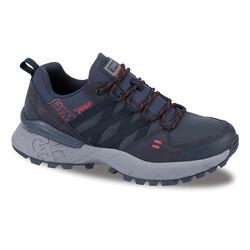 Jump - Jump 25676 Lacivert - Kırmızı Erkek Outdoor Spor Ayakkabı