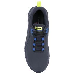 Jump 25703 Lacivert - Royal Mavi - Neon Yeşil Erkek Spor Ayakkabı - Thumbnail