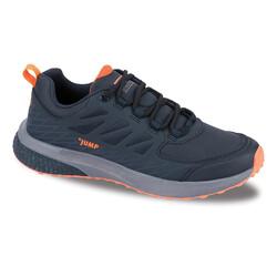 Jump - Jump 25715 Lacivert - Turuncu Erkek Outdoor Spor Ayakkabı