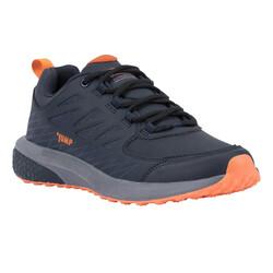 Jump - Jump 25715 Lacivert - Turuncu Erkek Outdoor Spor Ayakkabı (1)