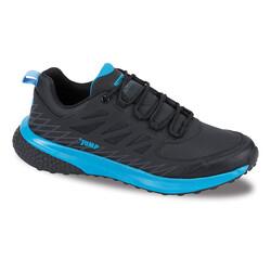 Jump - Jump 25715 Siyah - Mavi Erkek Outdoor Spor Ayakkabı