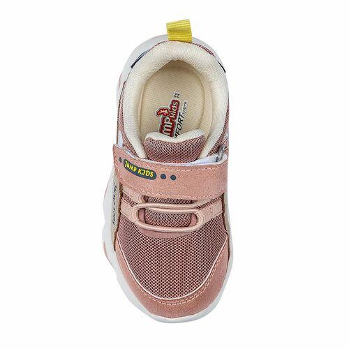 Jump 25833 Somon Pembe - Bej Uniseks Çocuk Spor Ayakkabı