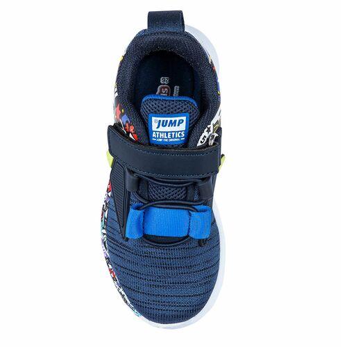 Jump 26092 Lacivert - Royal Mavi Uniseks Çocuk Spor Ayakkabı