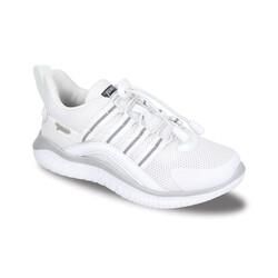 Jump - Jump 26095 Beyaz - Gri Uniseks Çocuk Spor Ayakkabı