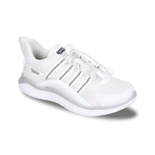 Jump 26095 Beyaz - Gri Uniseks Çocuk Spor Ayakkabı