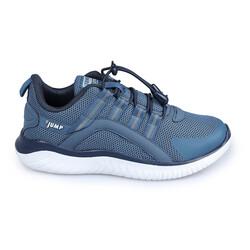 Jump - Jump 26095 Lacivert - Mavi - Turuncu - Gri Uniseks Çocuk Spor Ayakkabı