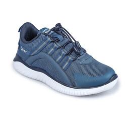 Jump - Jump 26095 Lacivert - Mavi - Turuncu - Gri Uniseks Çocuk Spor Ayakkabı (1)
