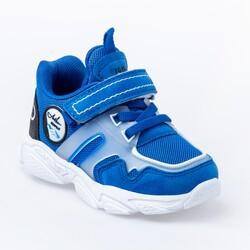 Jump - Jump 26182 Royal Mavi - Neon Yeşil - Siyah Uniseks Çocuk Spor Ayakkabı (1)