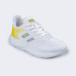 Jump - Jump 26263 Beyaz - Açık Sarı Kadın Spor Ayakkabı (1)