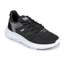 Jump - Jump 26263 Siyah - Gümüş Kadın Spor Ayakkabı (1)